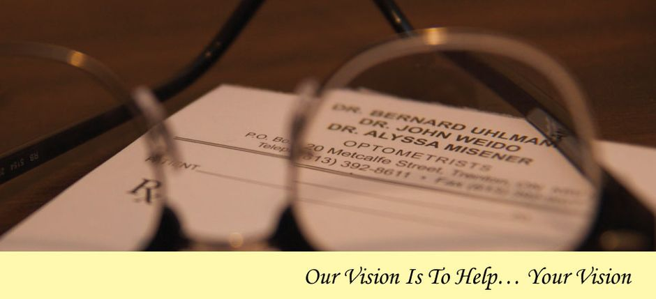 Our Vision is to Help...Your Vision | glasses